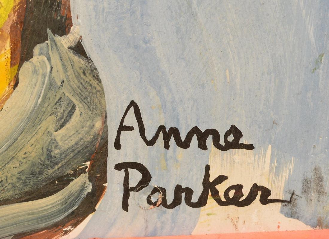 Anne Parker, portrait painting - 4
