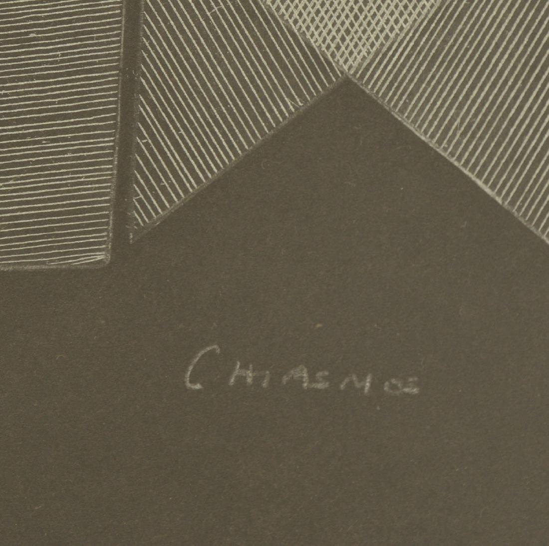 Caroline Stone, etching - 3