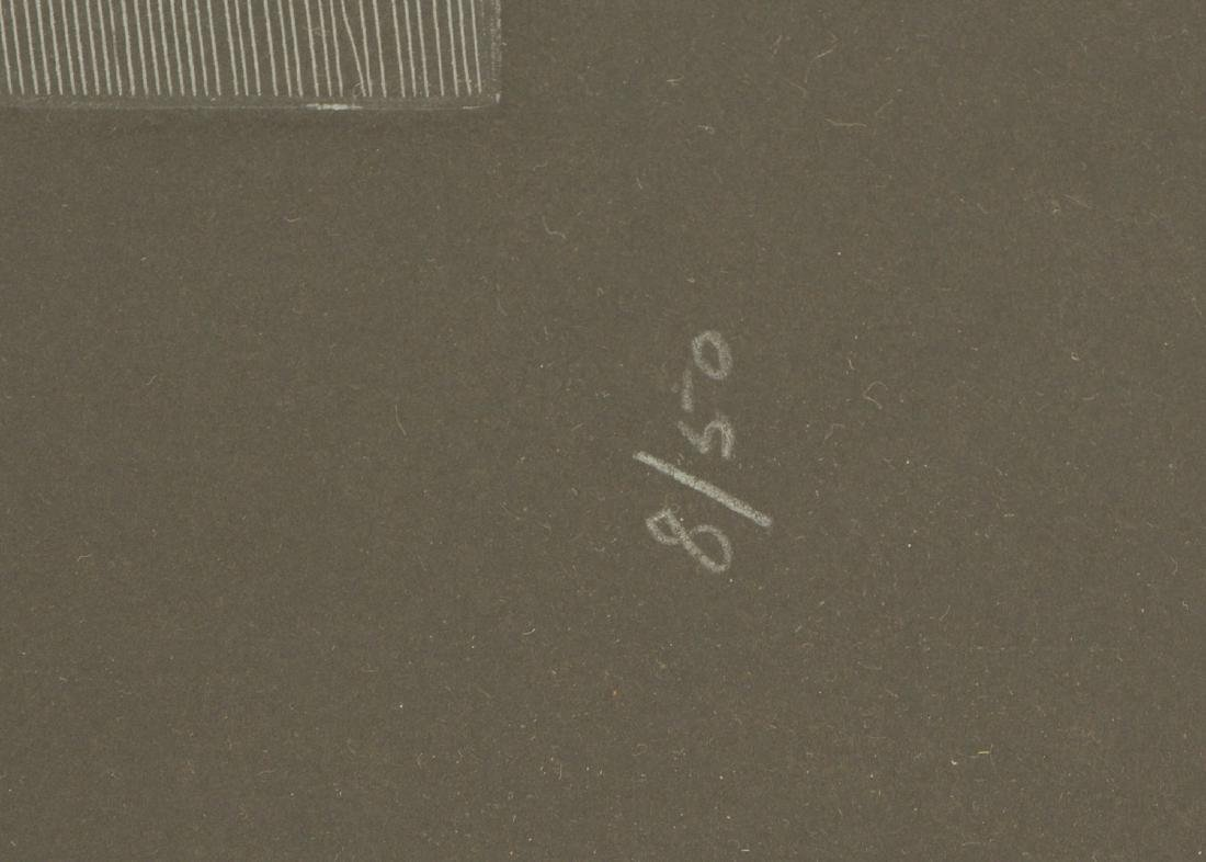 Caroline Stone, etching - 4