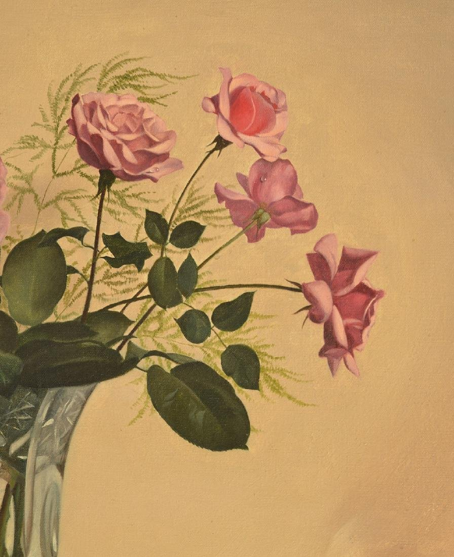 Armand Dehondt, painting - 2
