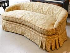O Henry House damask upholstered sofa