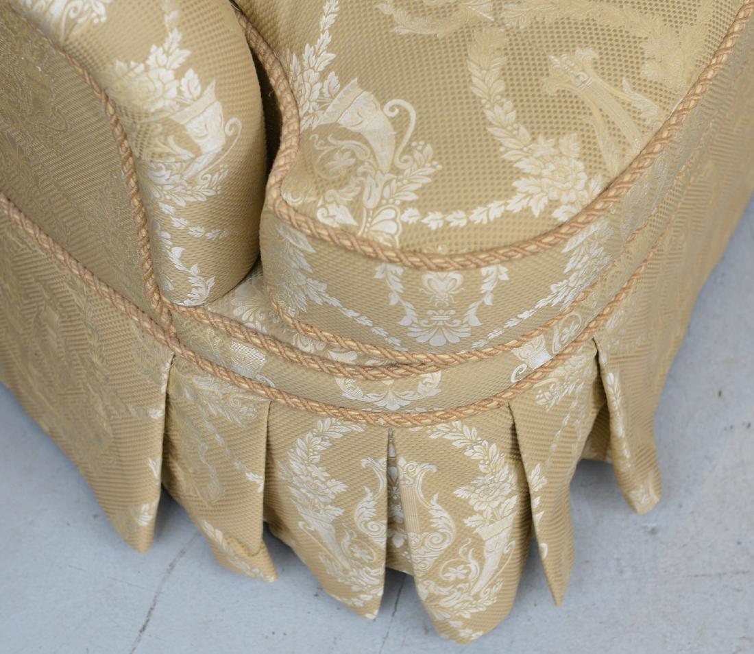 O. Henry House damask upholstered sofa - 2
