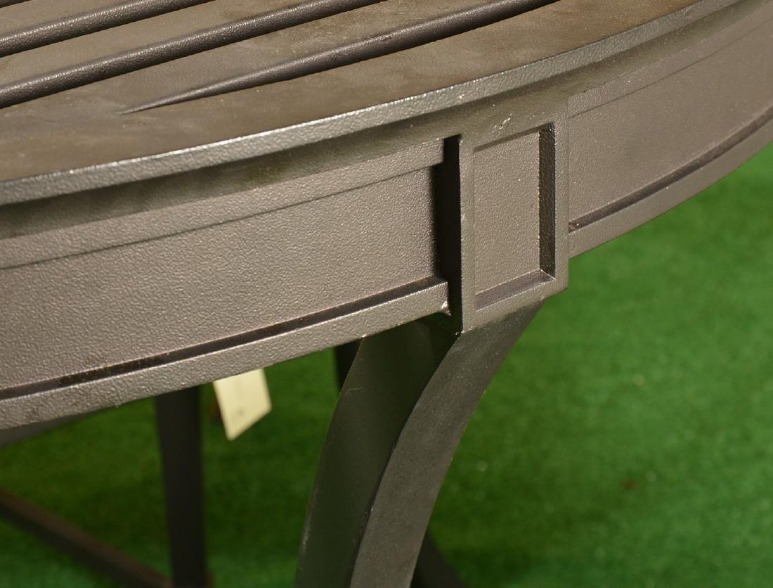 Restoration Hardware Antibes outdoor dining set - 5