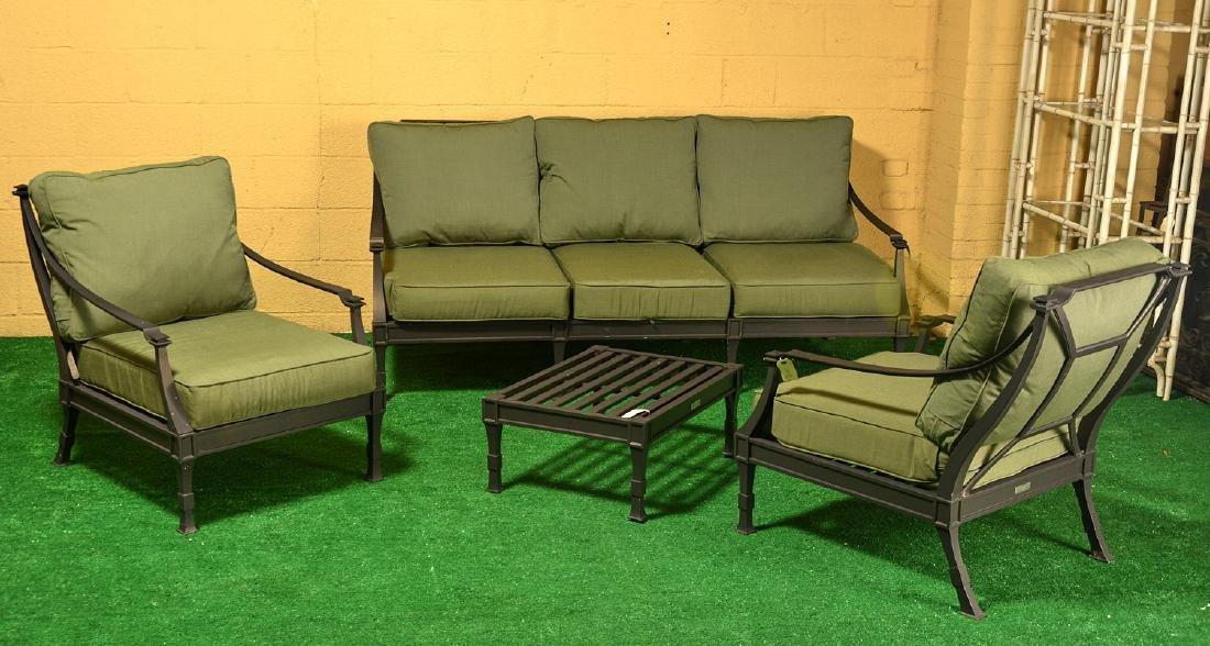 Restoration Hardware Antibes pool and patio set