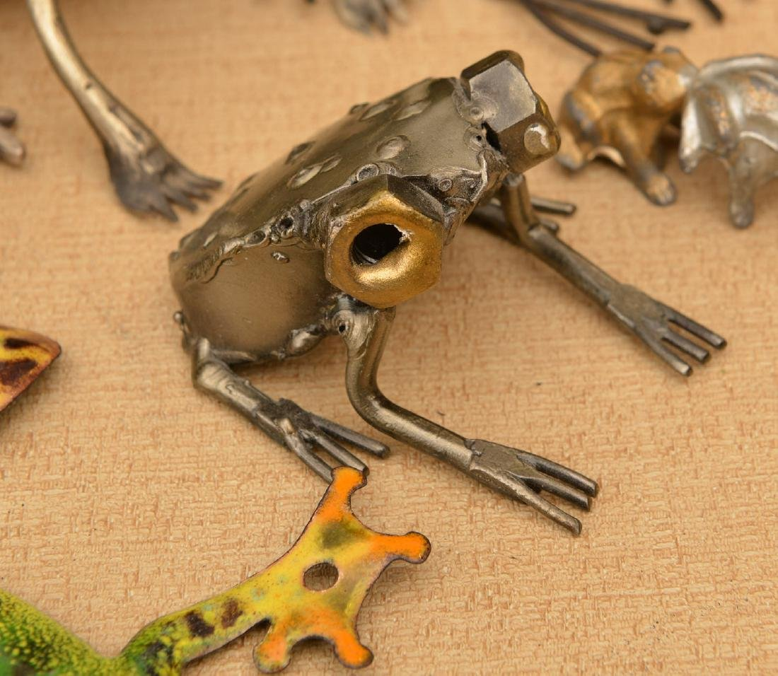 Instant collection (15+) metalware frogs - 4
