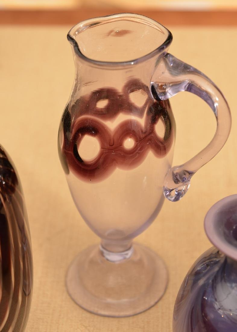 Collection Harkness hand-blown studio glass - 4