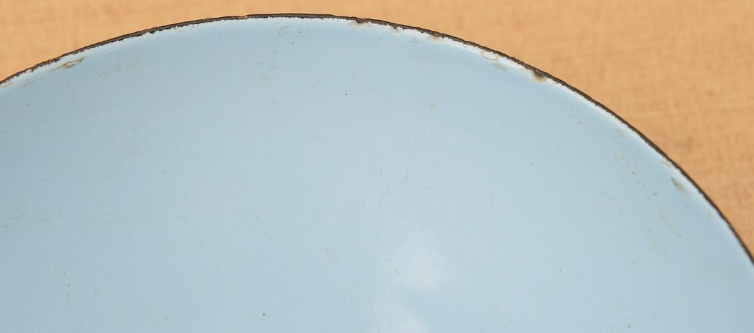 (4) Herbert Krenchel Krenit enamelware bowls - 3