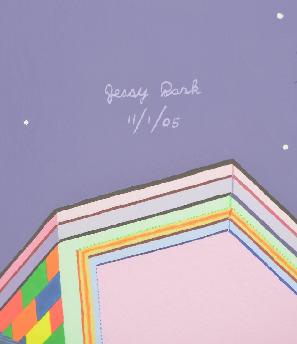 Jessy Park, painting - 2