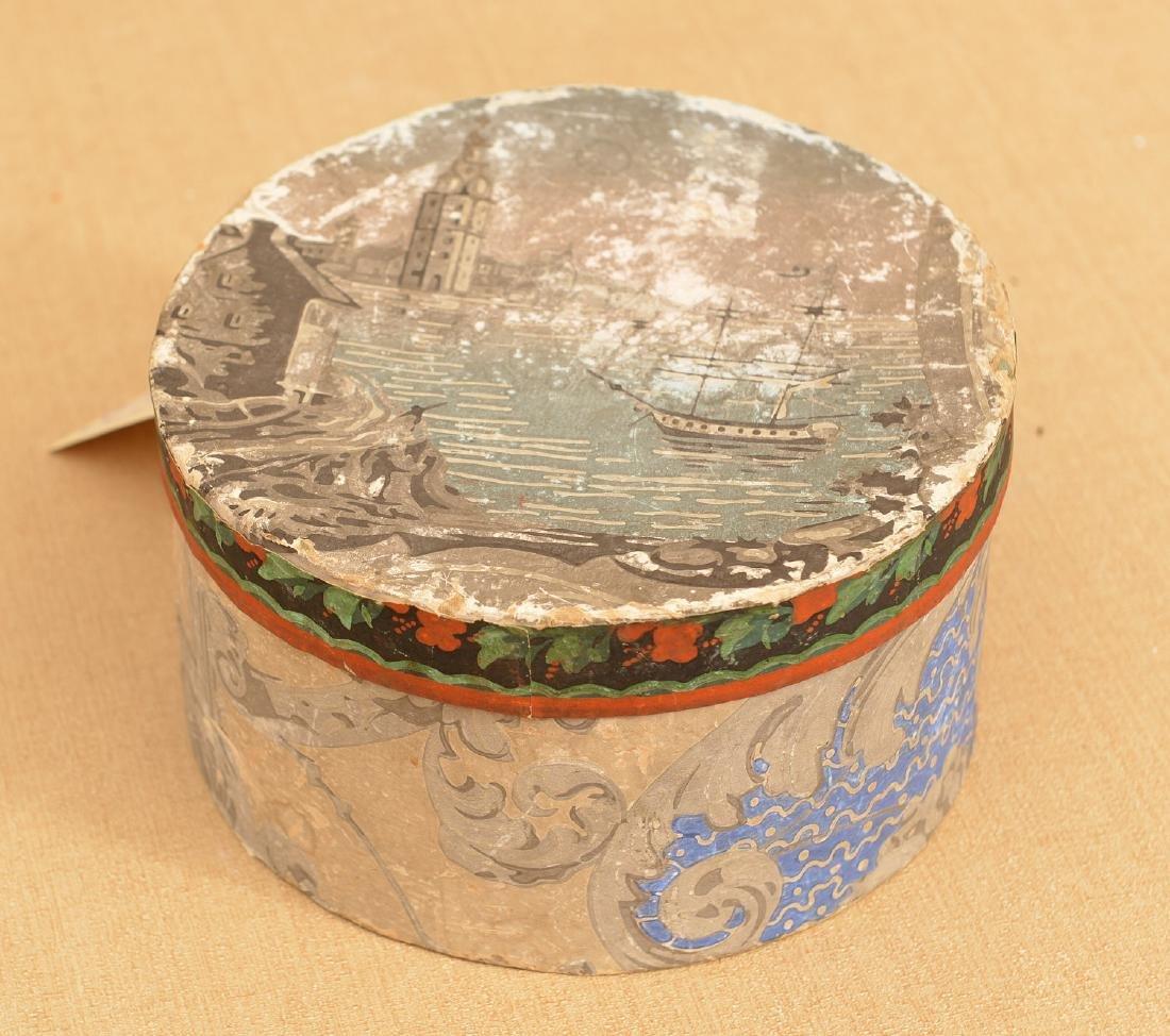 Pennsylvania style wallpaper box