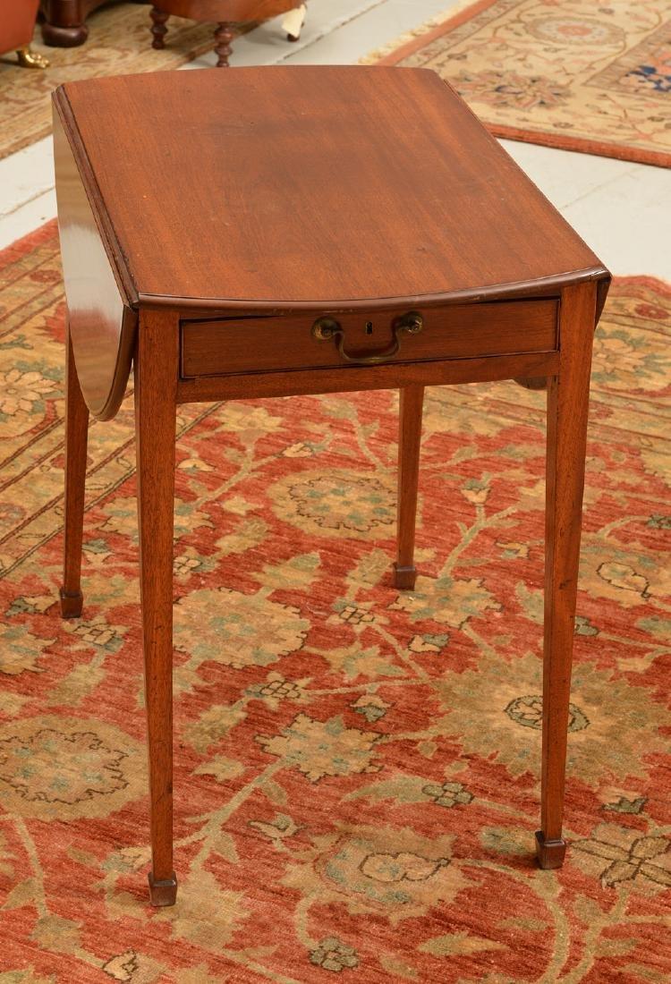 George III pembroke table