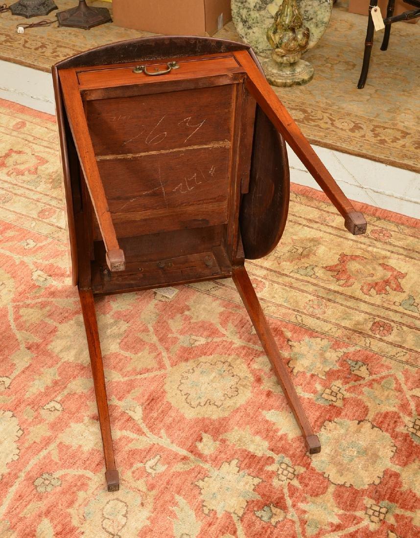 George III pembroke table - 7