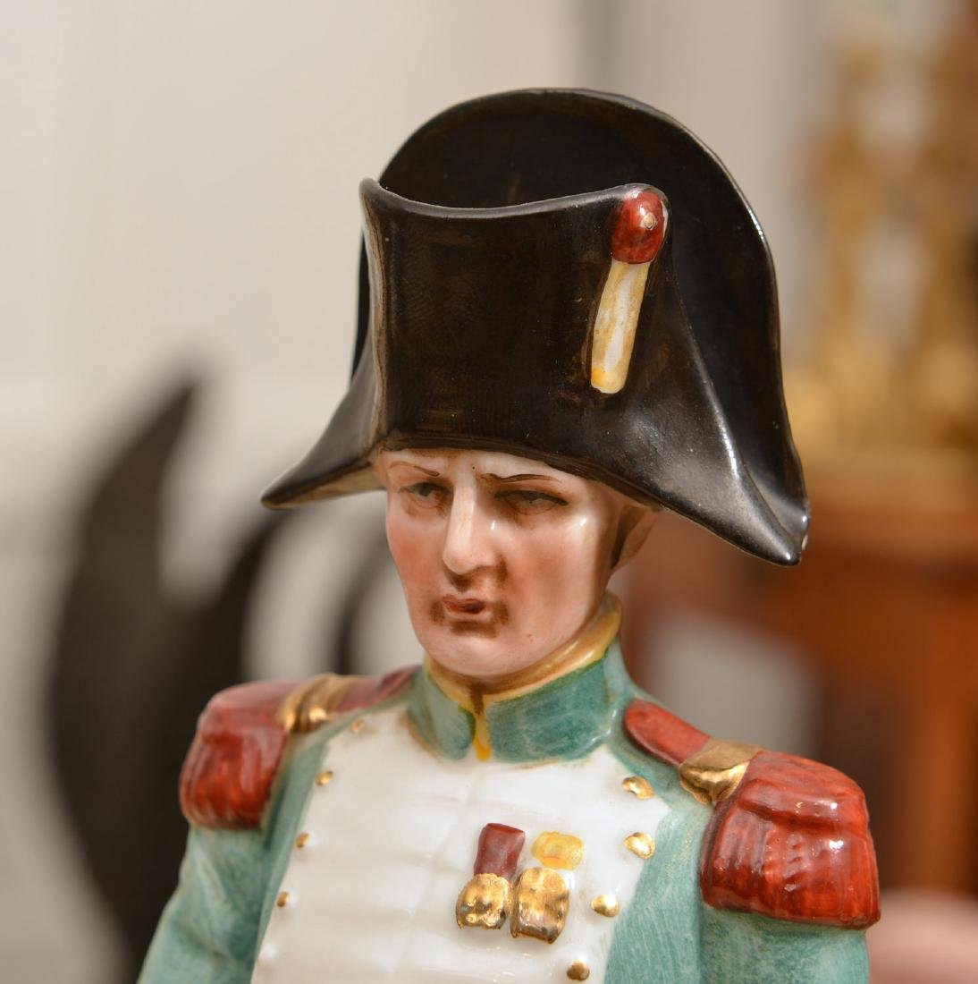 (2) Napoleonic porcelain figures - 2
