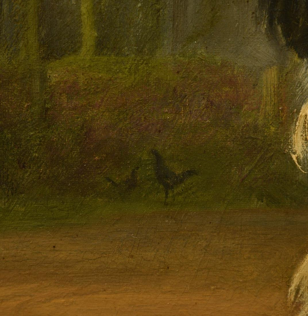 English School, dog painting - 4