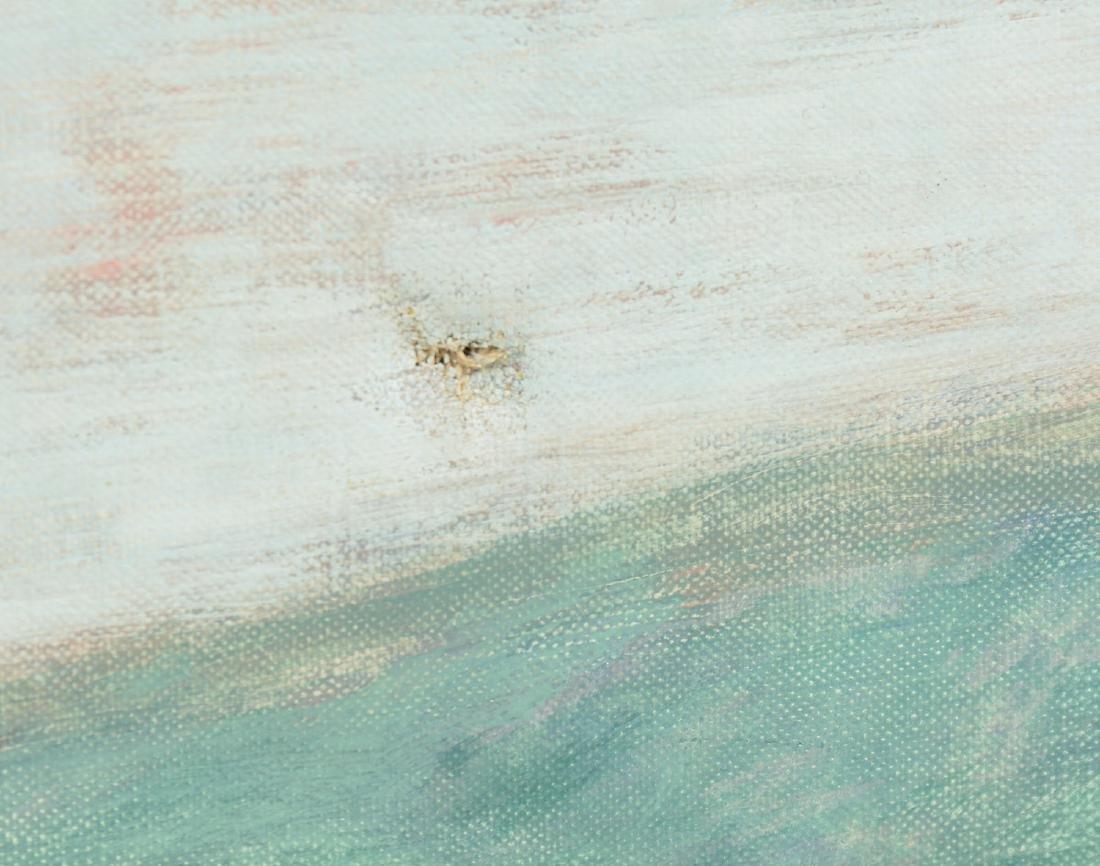 Robert Lahotan, painting - 4