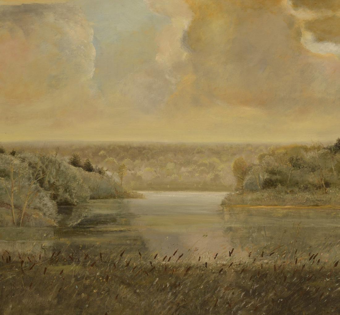 Gerald Van De Wiele, large painting - 2