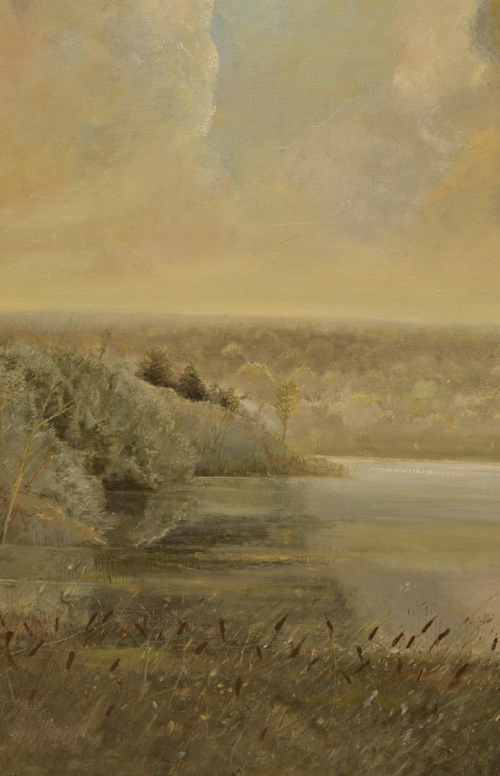 Gerald Van De Wiele, large painting - 3
