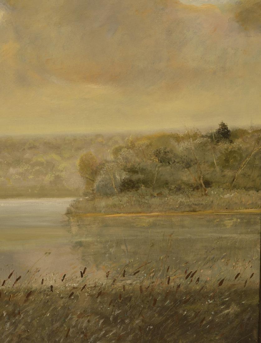 Gerald Van De Wiele, large painting - 4