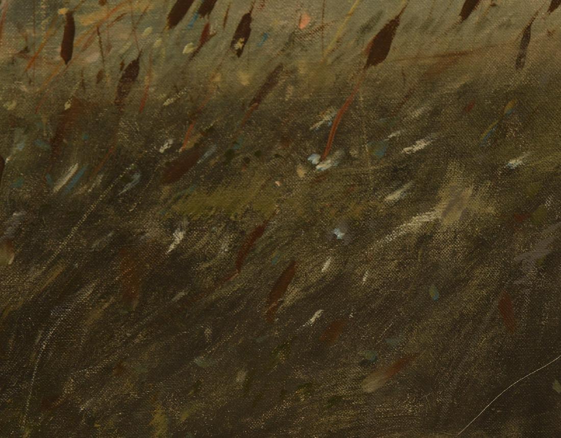Gerald Van De Wiele, large painting - 5
