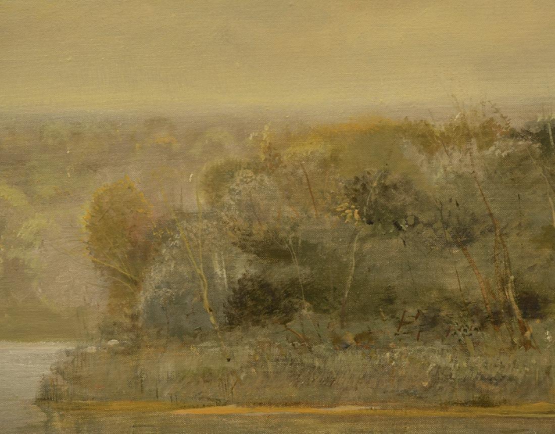 Gerald Van De Wiele, large painting - 6