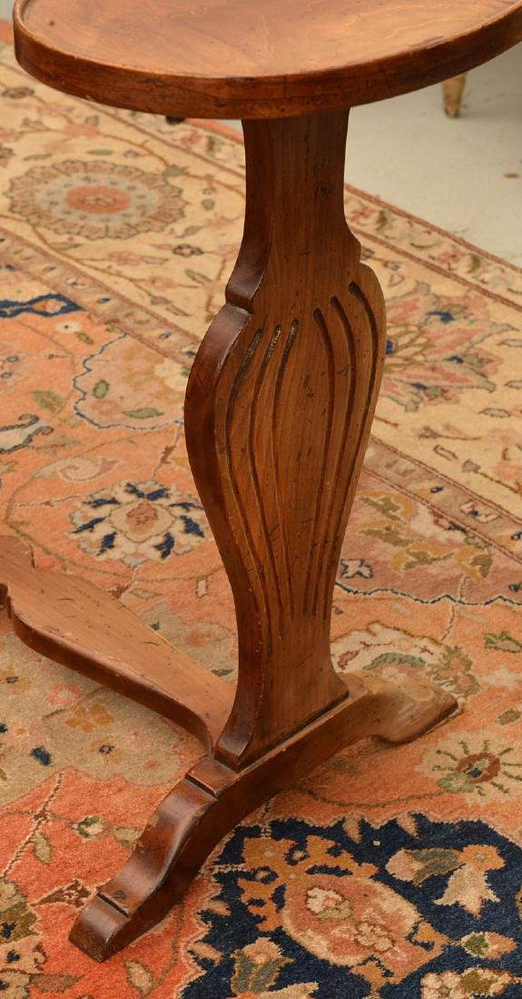 Italian kidney-shaped writing table - 4