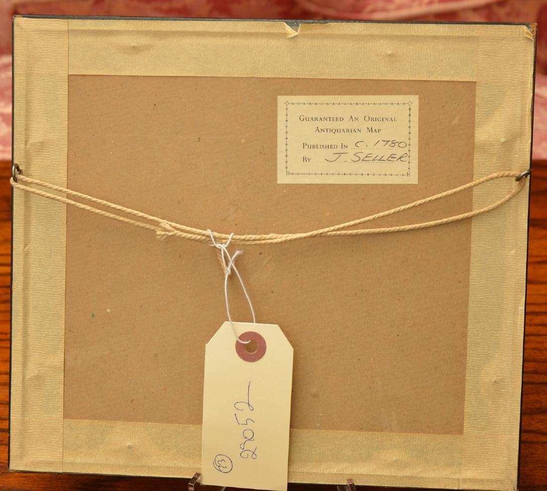 (3) antique and decorative Maps: Kent, Paris, NY - 4