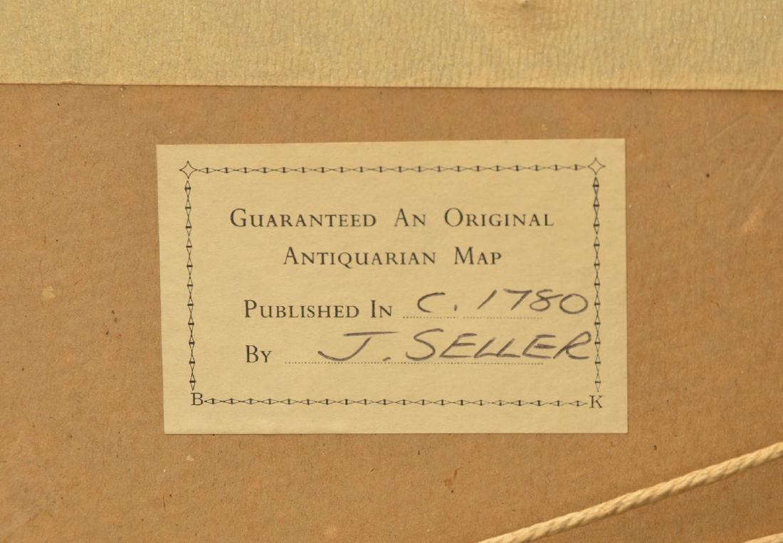 (3) antique and decorative Maps: Kent, Paris, NY - 5