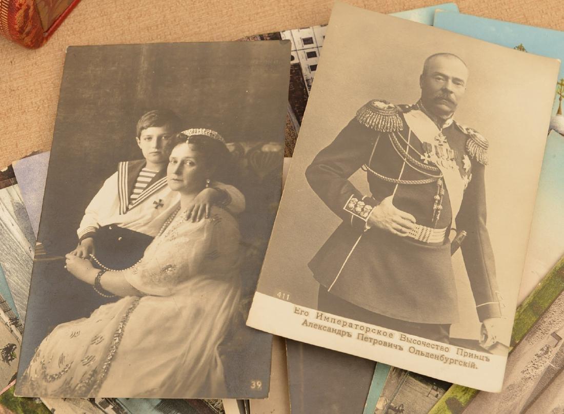 "(5) ""Postkarten"" cases: postcard collection - 3"