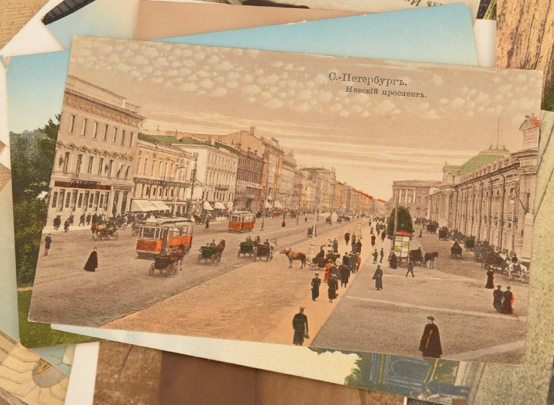 "(5) ""Postkarten"" cases: postcard collection - 5"