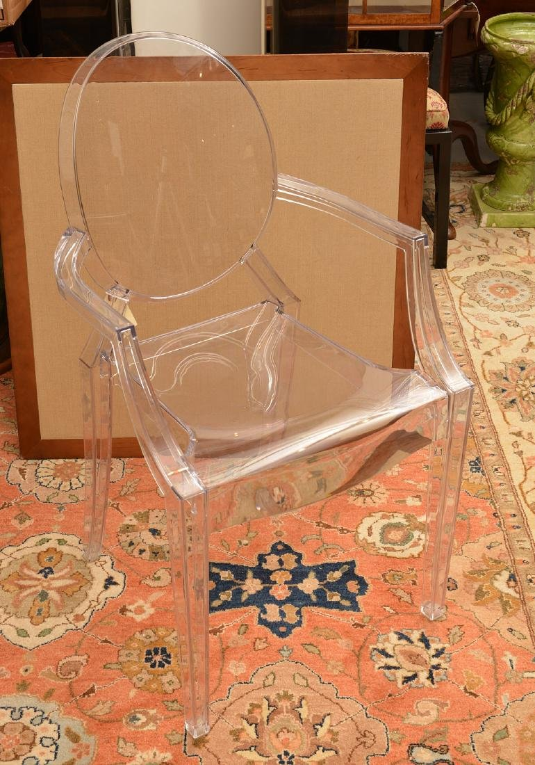 Philippe Starck for Kartell Ghost armchair - 2