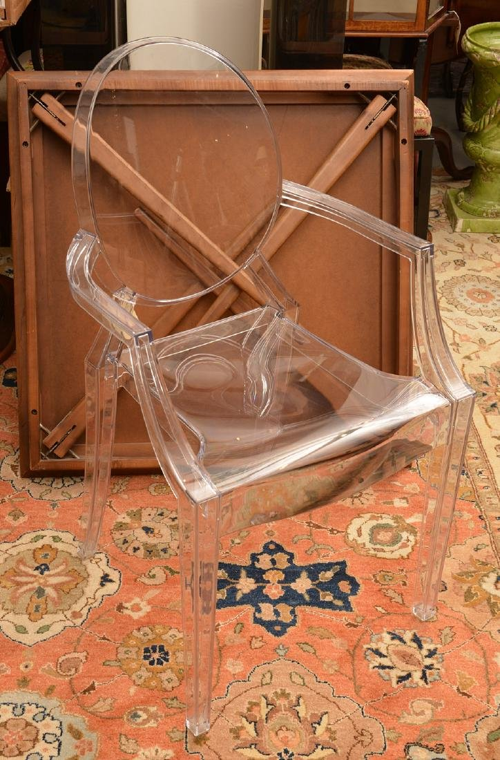 Philippe Starck for Kartell Ghost armchair - 3