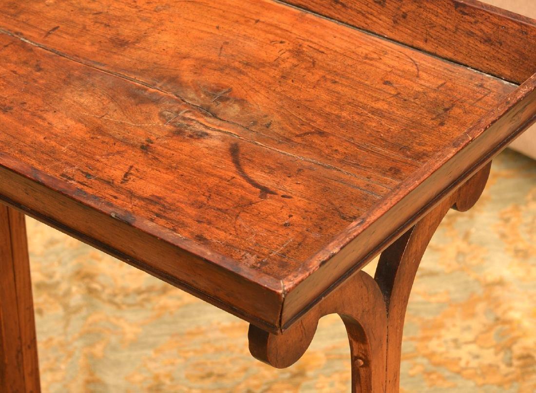 Biedermeier tray top occasional table - 2