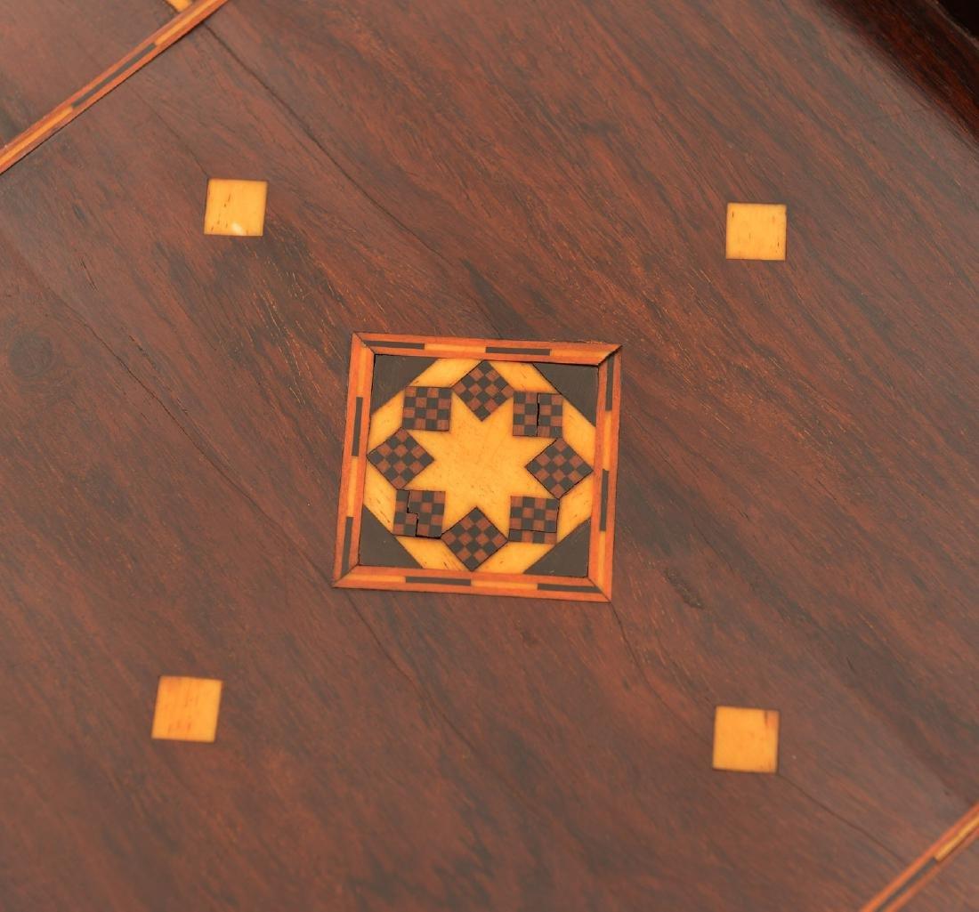 Staunton style chess set and Syrian case - 10
