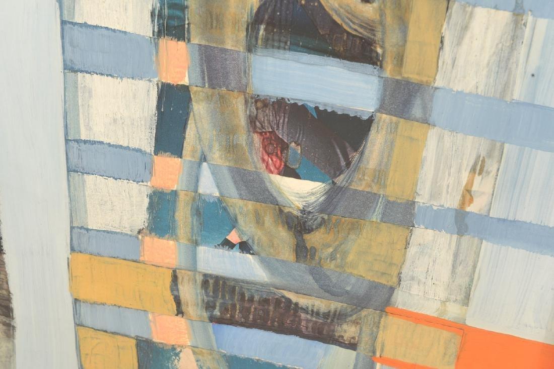 T. Delenoiere, collage - 3