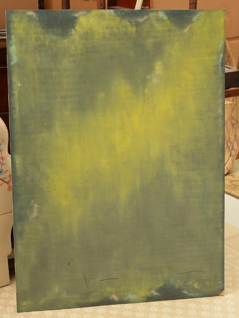 David Simons, large painting