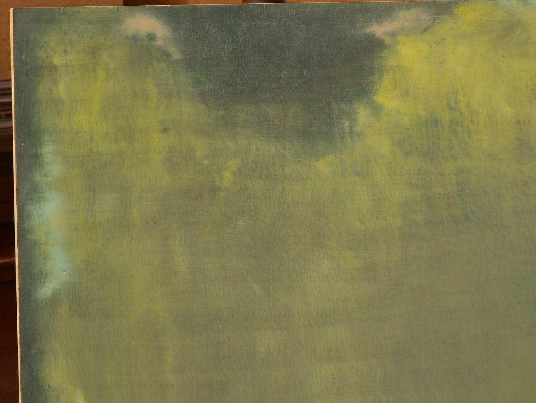 David Simons, large painting - 2