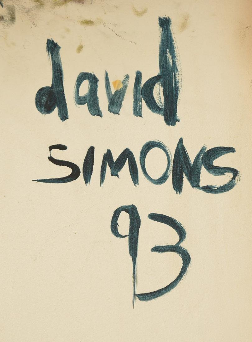 David Simons, large painting - 7