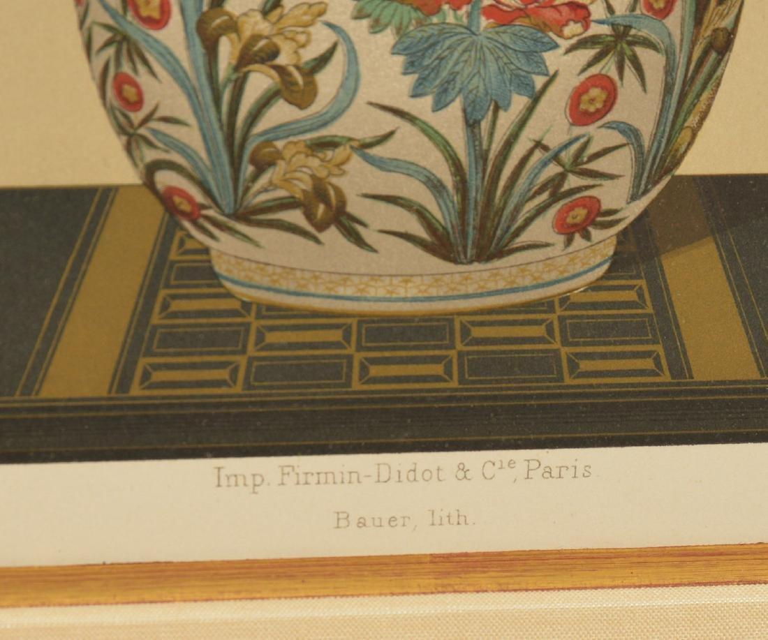 (2) sets Interior Design prints - 7