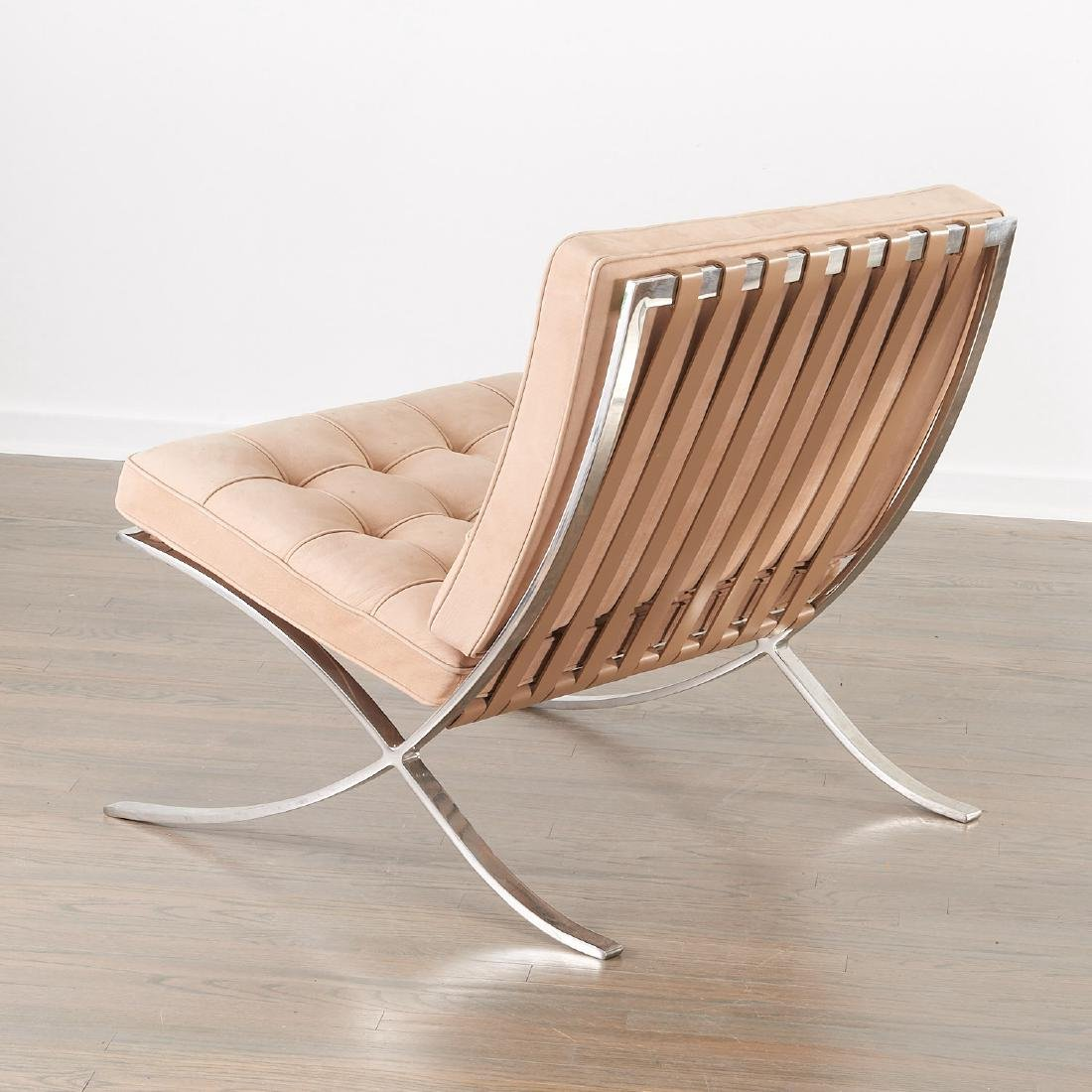 Pair Knoll Barcelona chairs - 2