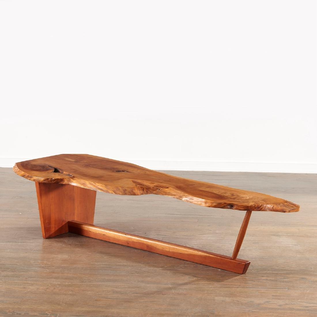 George Nakashima (attrib.) Minguren coffee table