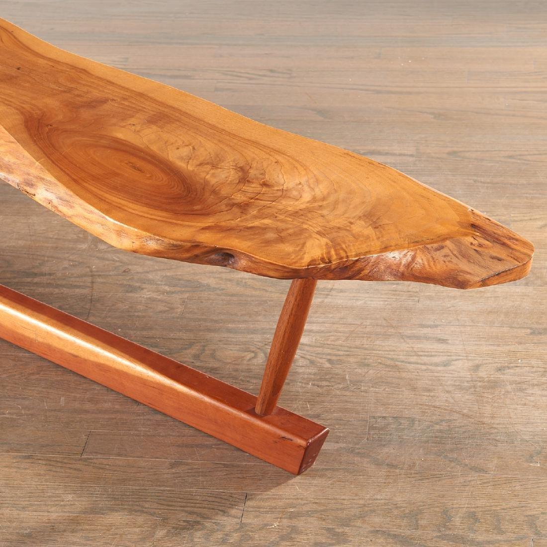 George Nakashima (attrib.) Minguren coffee table - 3