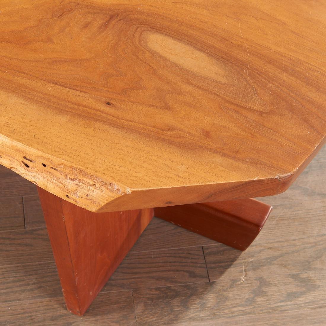 George Nakashima (attrib.) Minguren coffee table - 5