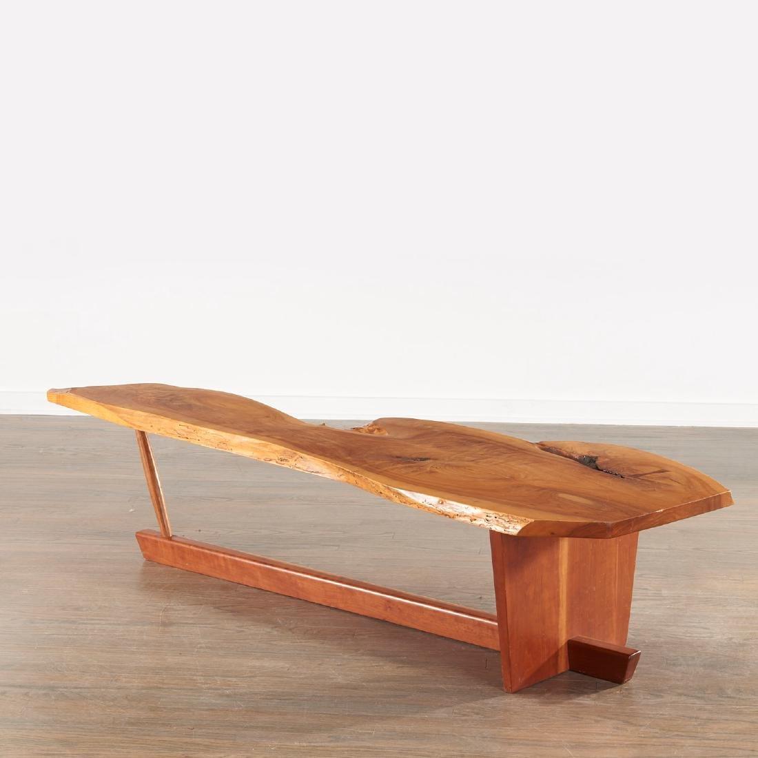 George Nakashima (attrib.) Minguren coffee table - 6
