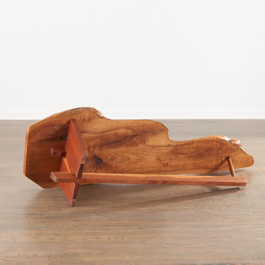 George Nakashima (attrib.) Minguren coffee table - 8