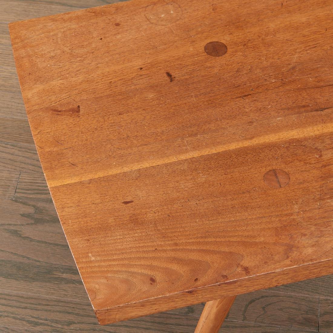 Early George Nakashima coffee table - 3