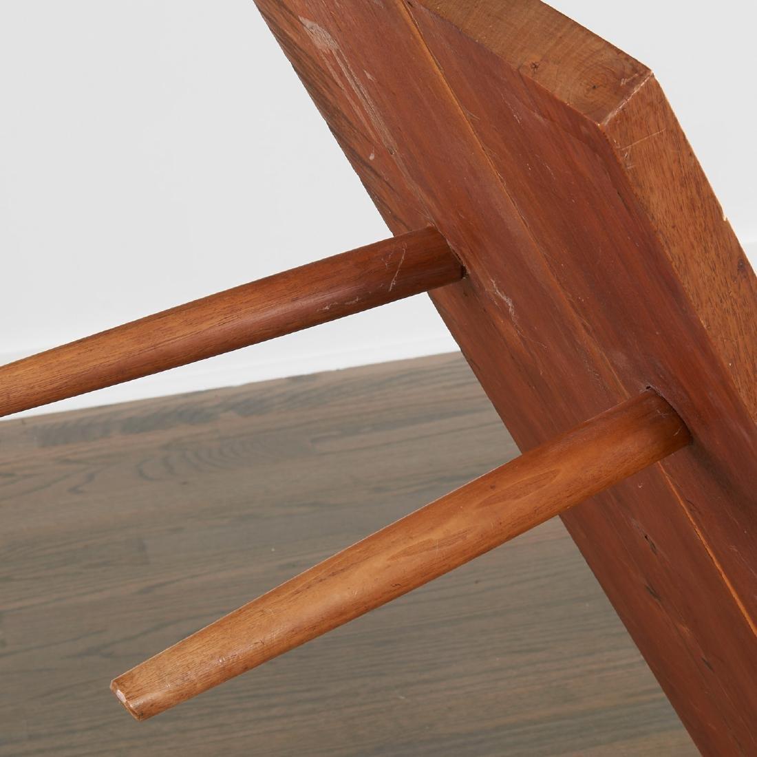 Early George Nakashima coffee table - 5