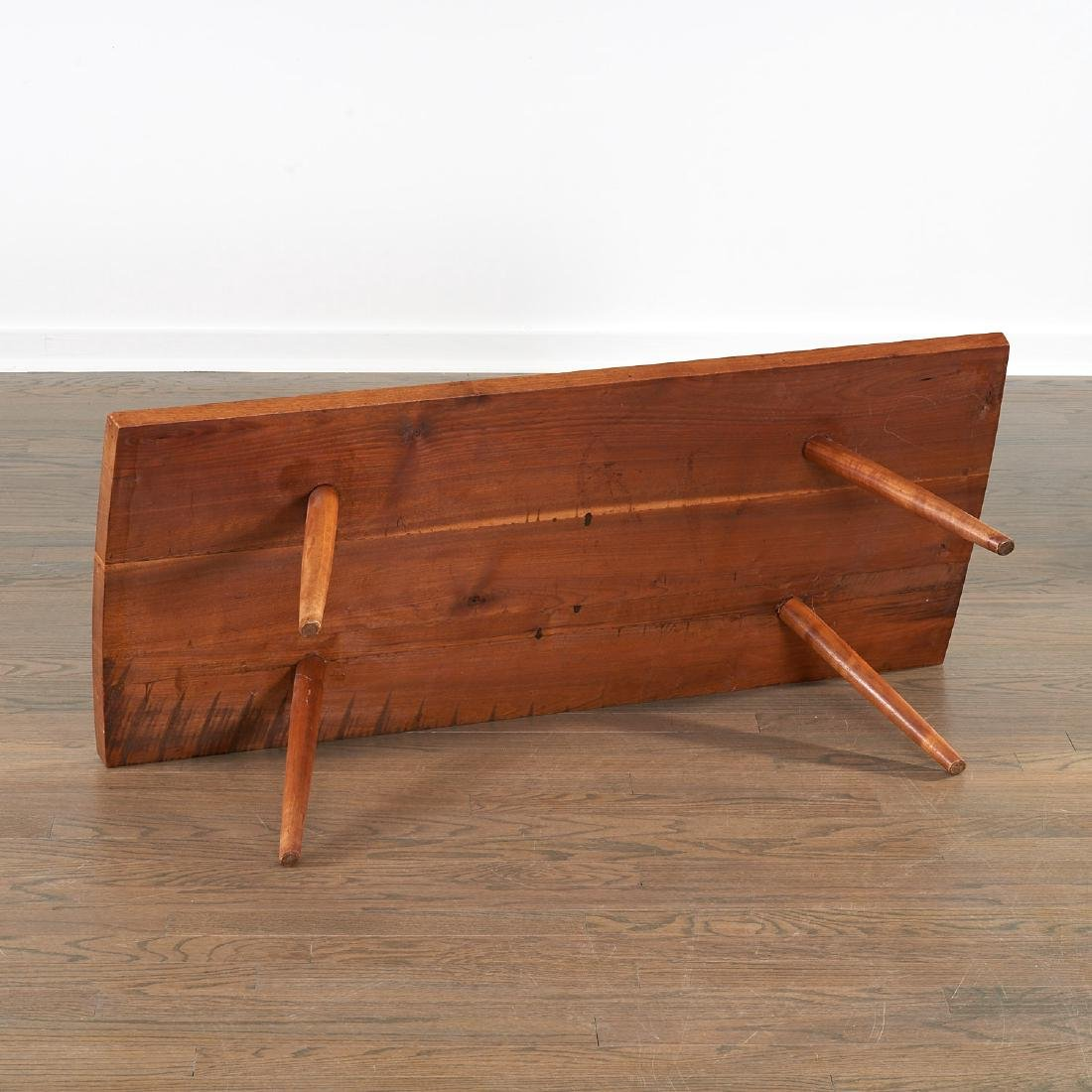 Early George Nakashima coffee table - 6