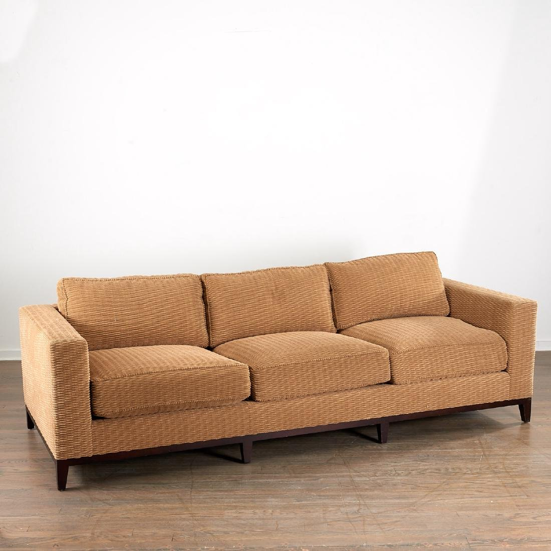 Christian Liaigre for Holly Hunt Mousson sofa