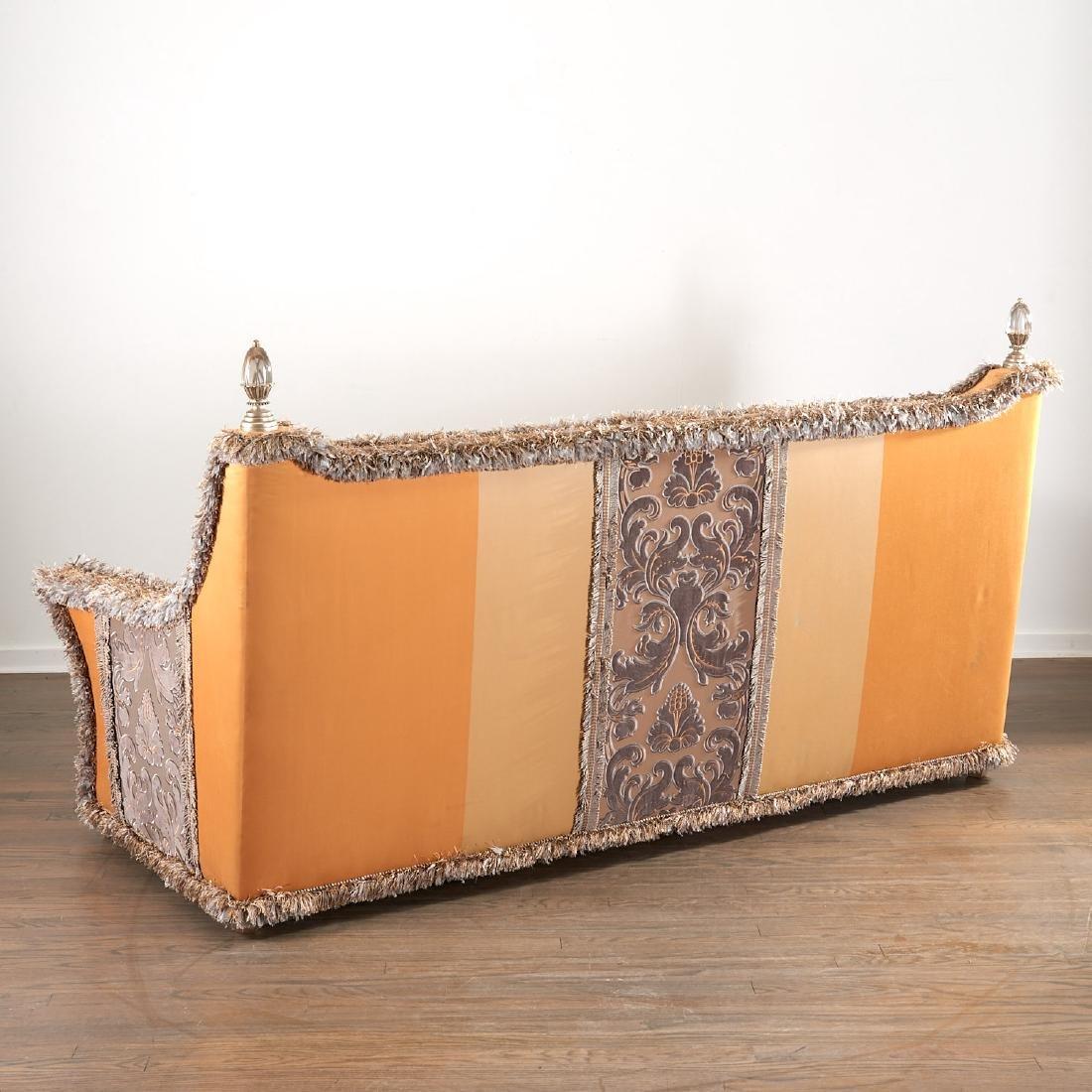 Extravagant custom upholstered sofa - 4