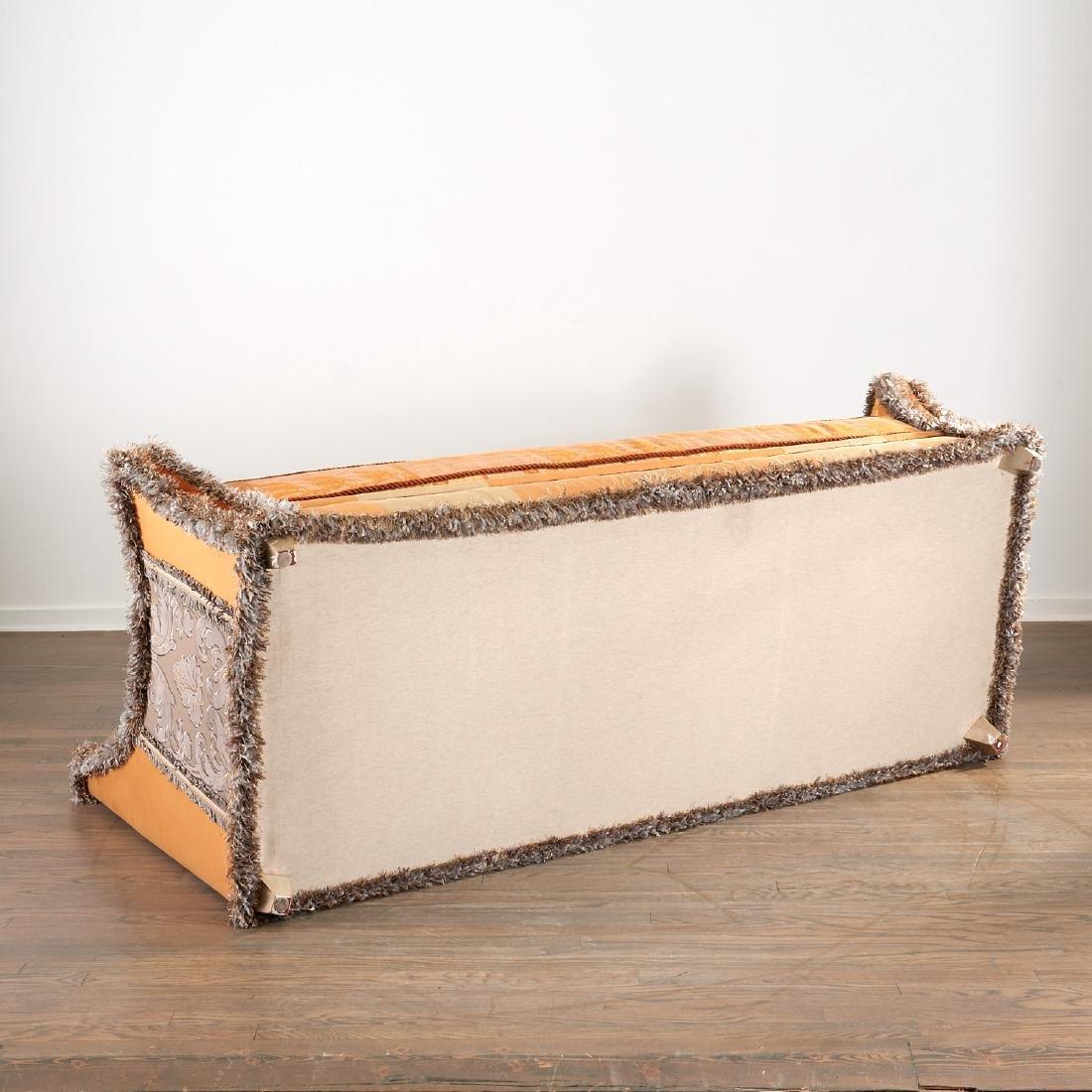 Extravagant custom upholstered sofa - 5