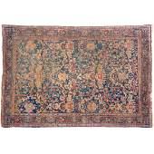 Persian garden rug ex museum